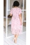 Квіткове плаття великого розміру сезону 2021 недорого LB203702