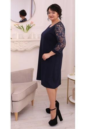 Ніжне плаття великого розміру LB213202