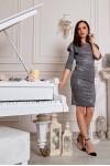 Прилягаюче плаття хамелеон SL121601