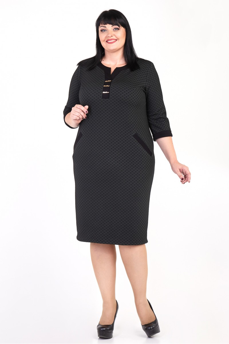 Купити Плаття Сара VN35303 темно-зеленого кольору 2018-2019 великого ... 895d1b2abc4e0