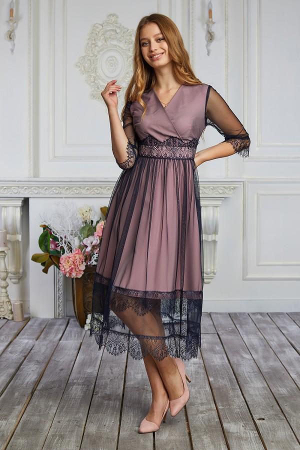 Стильна святкова сукня сезону 2021 HD58501