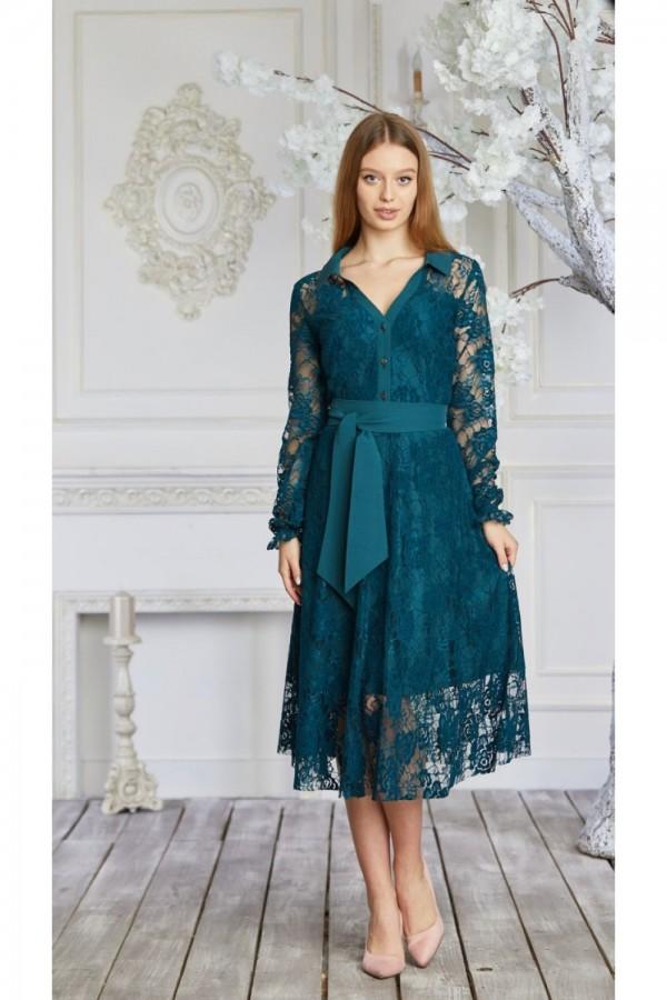 Сукня нарядна сезону 2021 HD62501.  Довжина сукні по спинці - 95см.