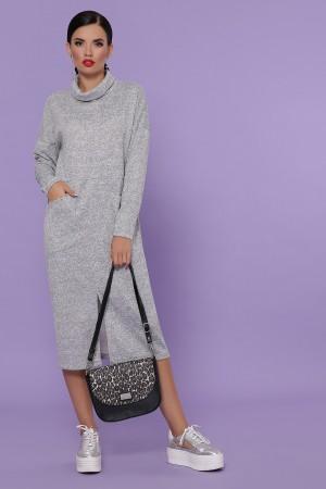 Сукня Дакота д/р GL51204 колір сірий
