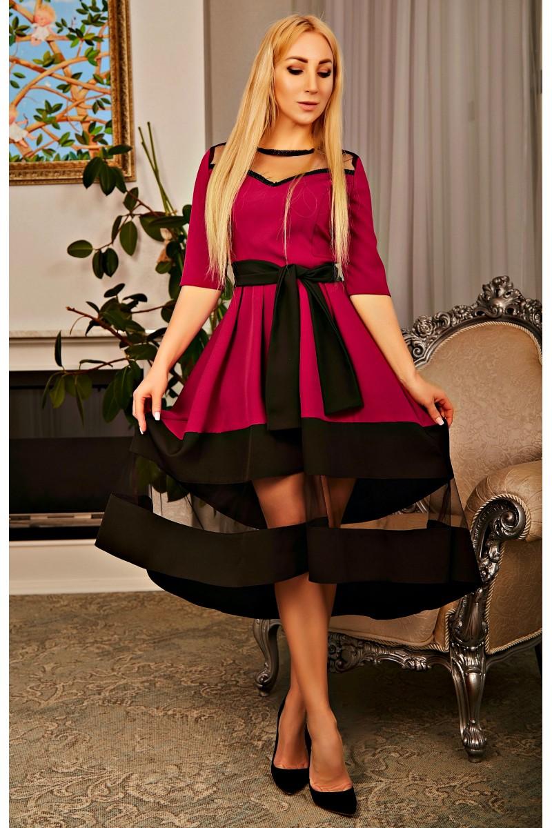 4c3862b8e099d49 Купить Платье оптом от производителя Айрис 03 AD01732 7621-05 ...