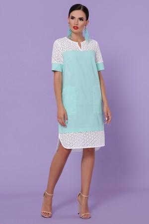 Сукня Саті-3 к/р GL49831 колір м'ята