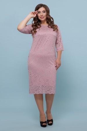 Сукня Санія-Б 3/4 GL52023 колір ліловий