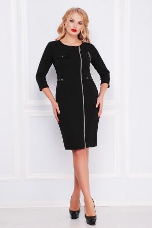 платье Арина-Б д/р GL40358 черный