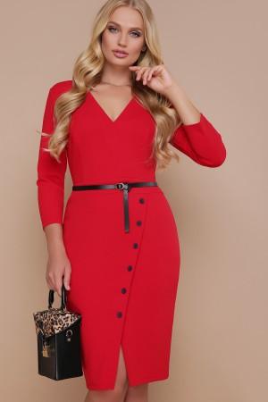 платье Элария-Б д/р GL44184 красный