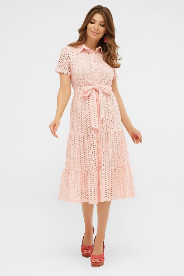 сукня Уника GL58321 персик