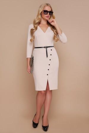платье Элария-Б д/р GL44182 св. бежевый