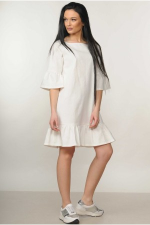 Сукня Мелані RM ПЛ 14.1-14/19 1 колір молоко