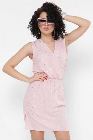 Платье Milena PL-1630D цвет пудровый