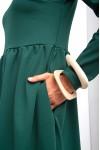 Платье BRITNI GR3034009 цвет Зеленый