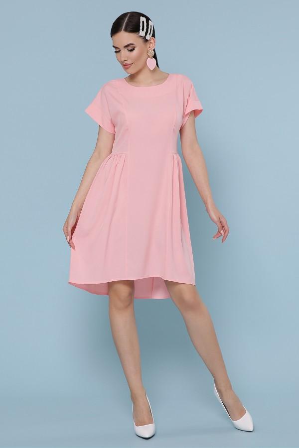 платье Вилена к/р GL49330 цвет персик