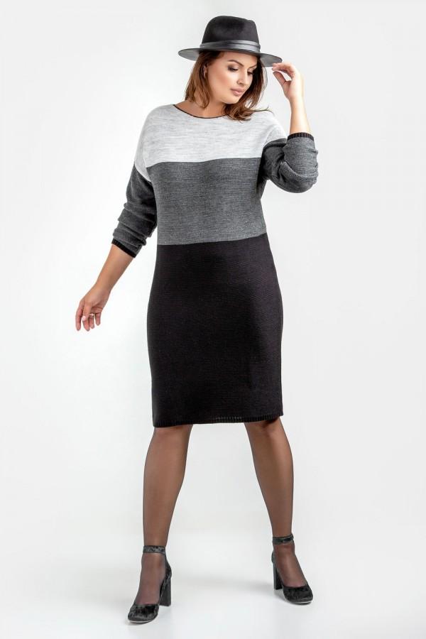 В'язане плаття 2020 TB158901 Bellise