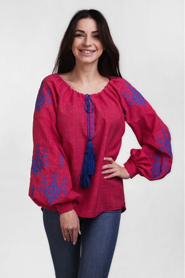 Блуза вишиванка MR21601