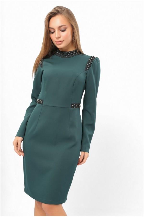 Зелене святкове плаття 2020 LP331203