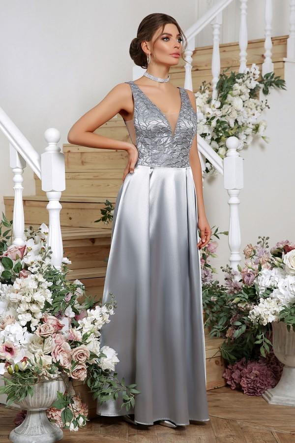 Шикарное вечернее платье 2020 Майси  GL864601