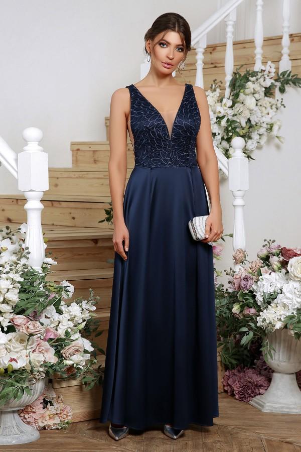 Шикарное вечернее платье 2020 Майси  GL864602