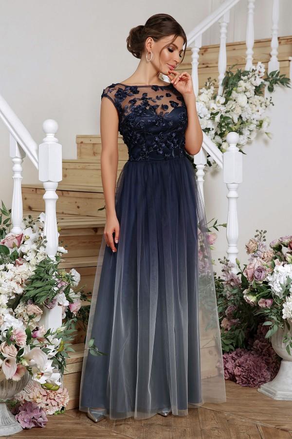 Великолепное вечернее платье 2020 Августина GL865702