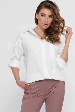 Блуза Андреа GL8635 біла