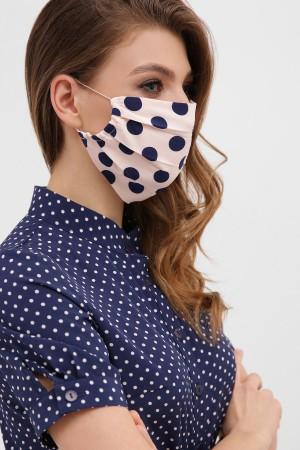 Плаття весни 2020 Изольда GL866402 горох+маска
