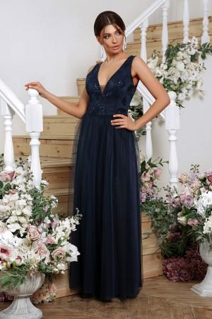 Випускне плаття Вайнона 2020 GL864401 синя