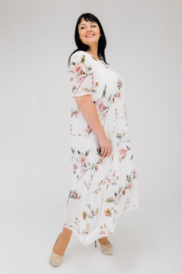 Платье большого размера Галатея  VN38506