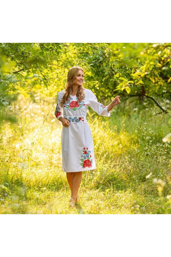 Етно-плаття вишиванка MR603