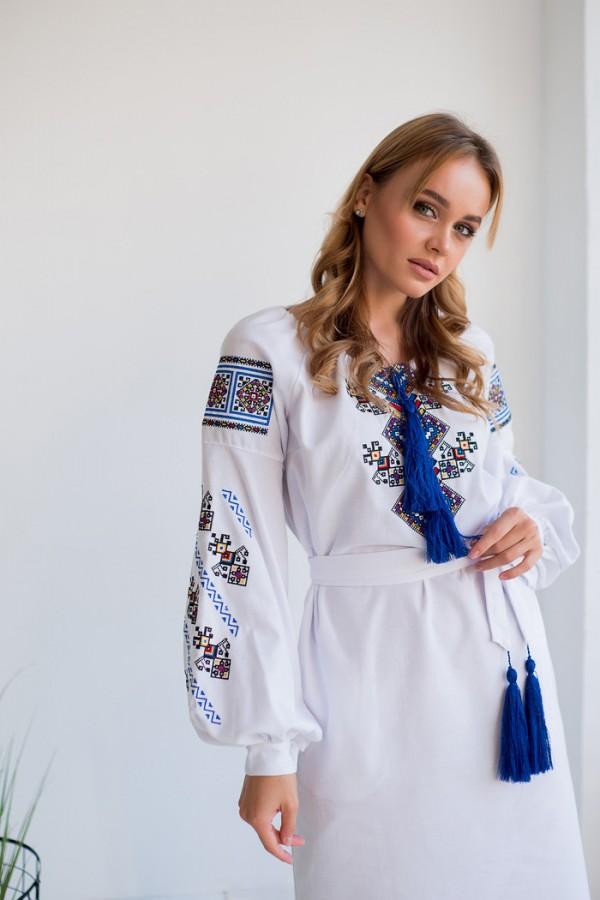 Етно-плаття вишиванка MR629 Доля