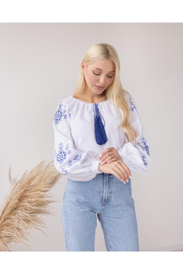 Блуза вишиванка MR202
