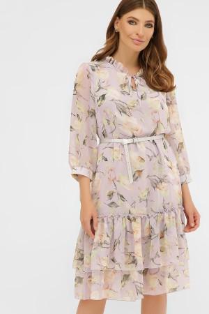 літня сукня Елісон GL864305 квіти