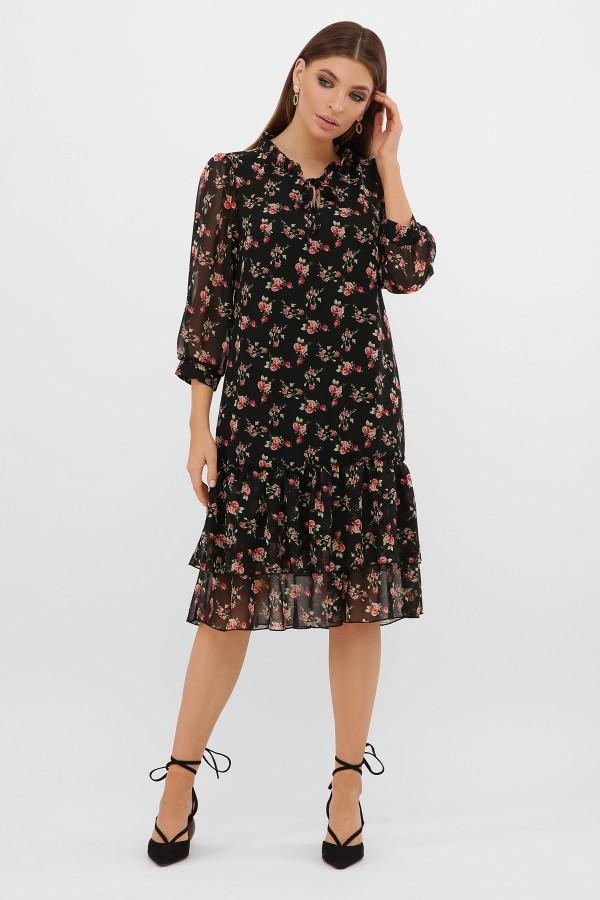 платье Элисон GL864306 черный