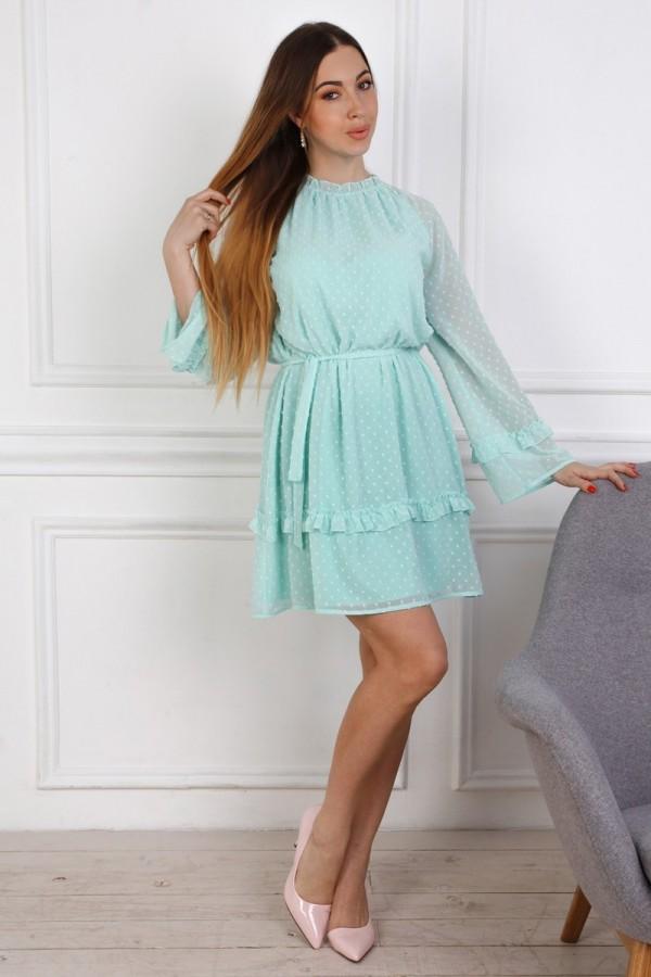 Платье с хорошим фасоном YM35901