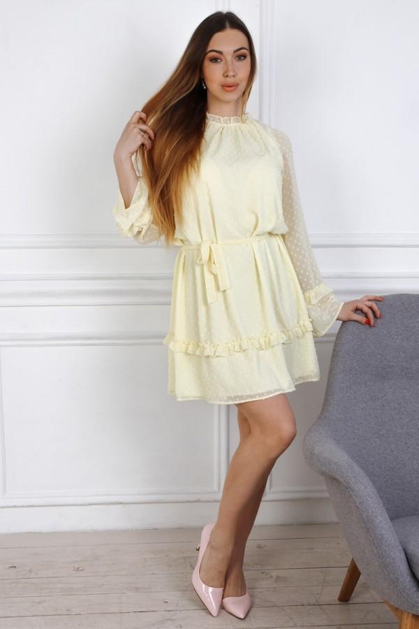 Чудове плаття з гарним фасоном YM35902