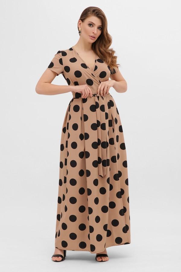 Длинное платье лето 2020 Шайни  GL871801