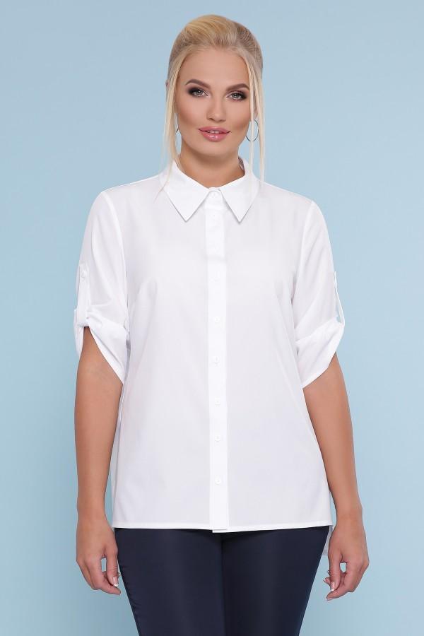 Блуза Лана -Б GL872201 белый