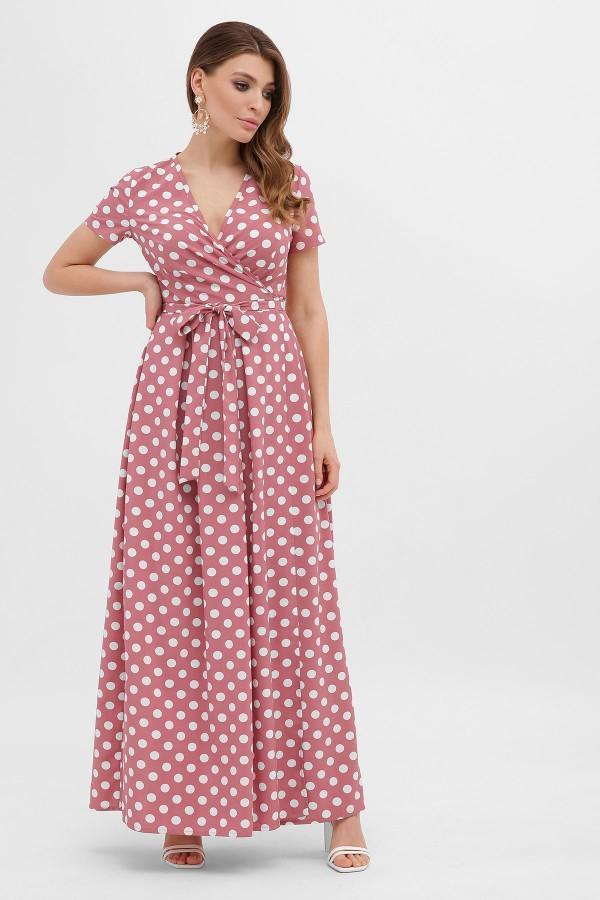 Длинное платье лето 2020 Шайни  GL871803
