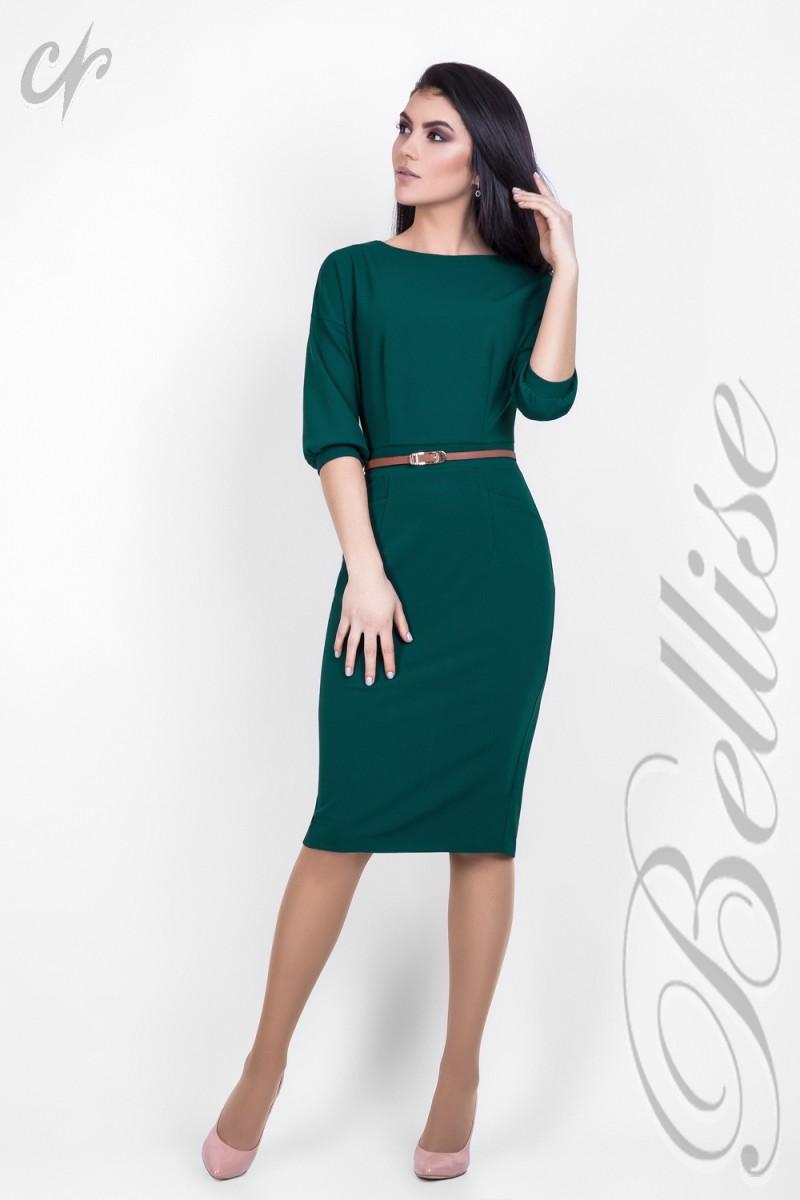 9174c8a2b51d9b6 Купить платье TB134301 зеленого цвета недорого от производителя с ...