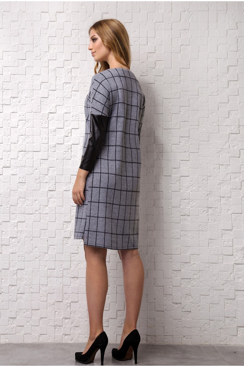 547e26462f1 Купить нарядное платье зеленого цвета большого размера VN30803 ...