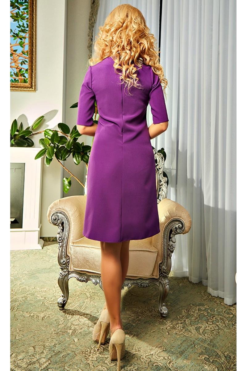 Купити фіолетове плаття 2018 Аріанна AD19602 на свято від виробника ... 075d306f659d4