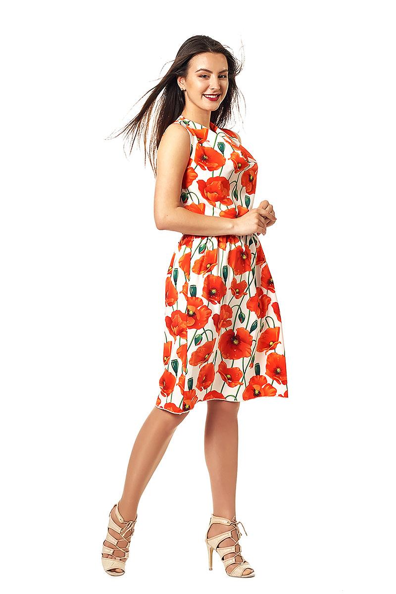 1ba26f8e1a3759 Купити молодіжне плаття Стефані EM16608 з квітковим принтом недорого ...