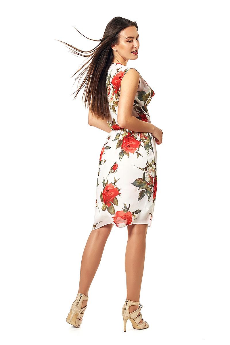 b49bceba3b7848 Купити молодіжне плаття Стефані EM16609 з квітковим принтом недорого ...