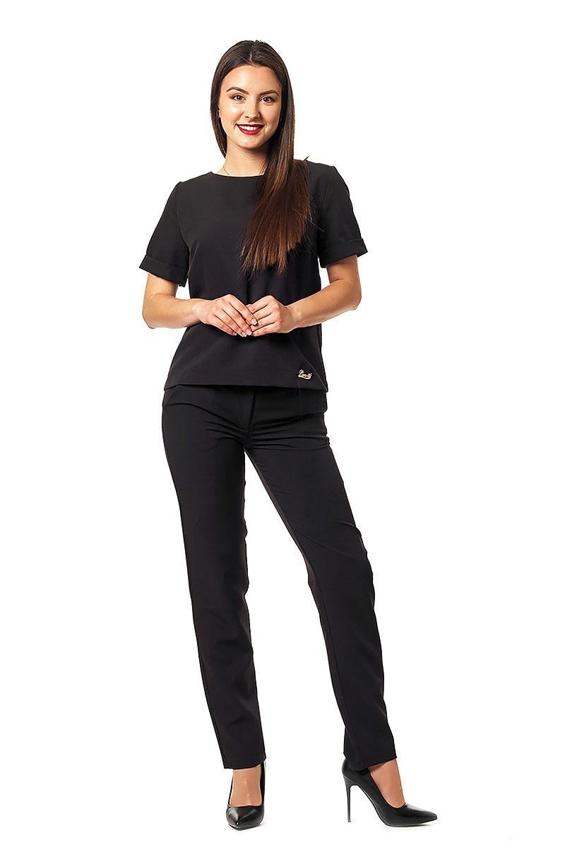 Черный костюм женский доставка