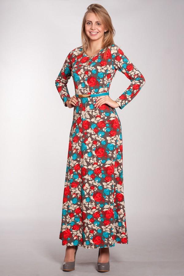 Платье Зафира 164 капучино