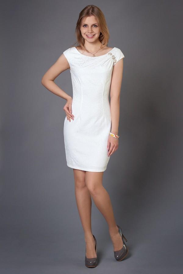 Плаття Мірела 191 білий