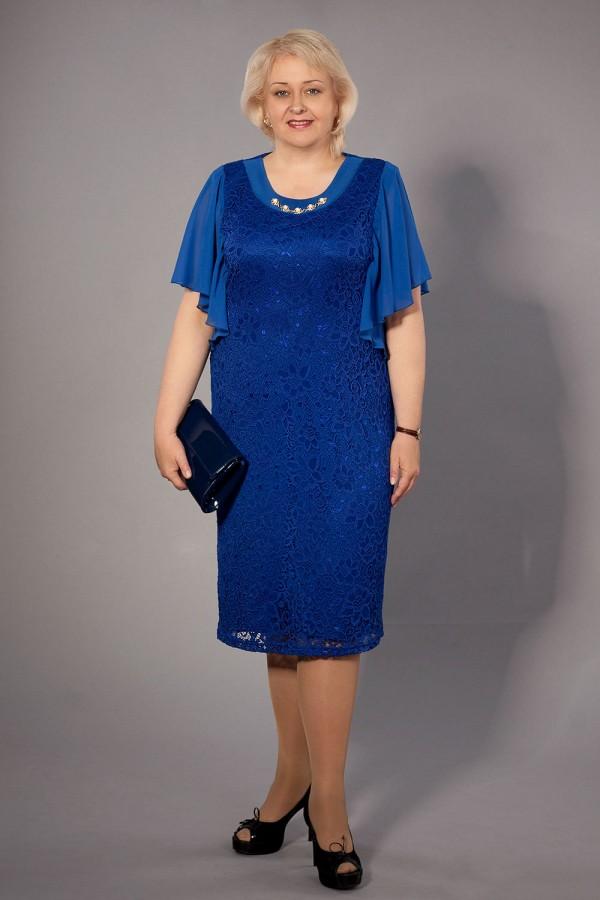 Платье Джулия 197 электрик