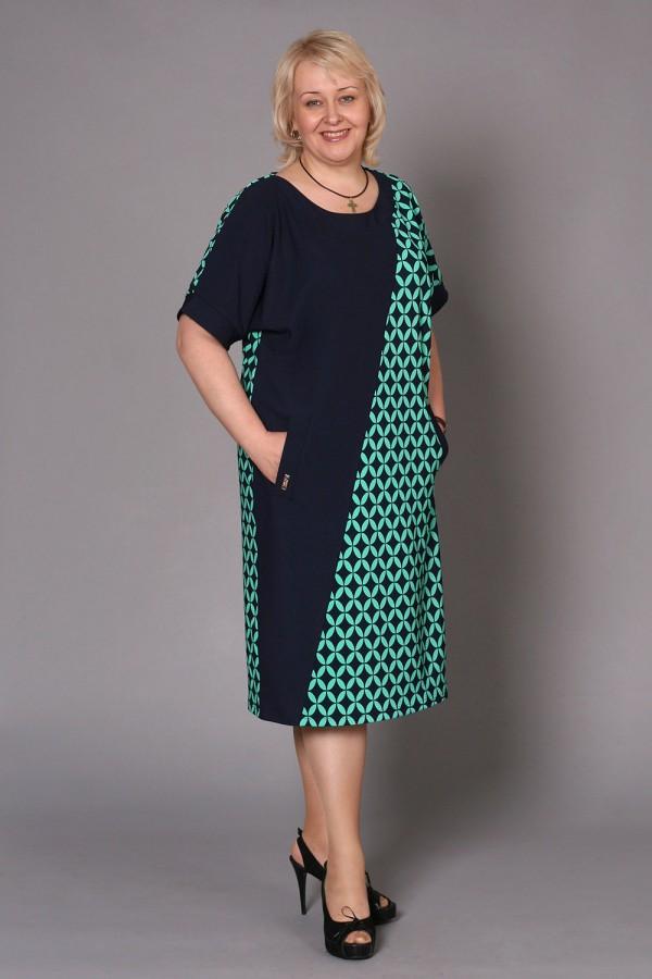Плаття Хлоя 198 бірюза