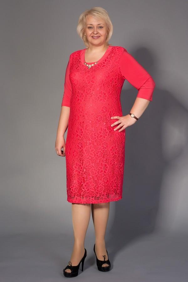 Платье Самуэла 207 коралл