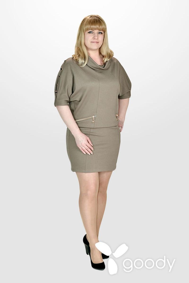 Платье В Интернет Купить Недорого Большие Размеры